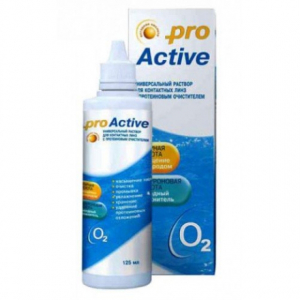 Optimed Pro Active 125 ml