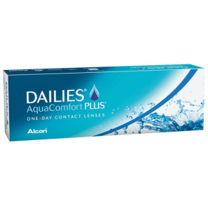 Dailies Aquacomfort Plus (30 линз)