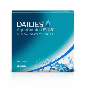 Dailies Aquacomfort Plus (90 линз)