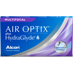 Air Optix HydraGlyde Multifocal (3 линзы)